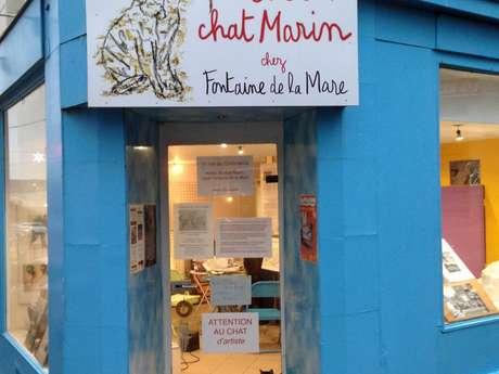 Atelier du chat Marin, chez Fontaine de la Mare