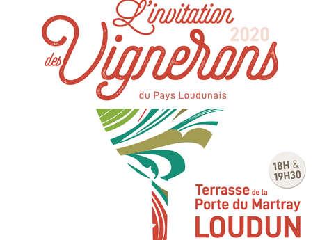 7 août - L'invitation des vignerons du Pays Loudunais - Blancs