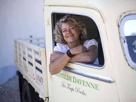 Davenne Clotilde - Les Temps Perdus