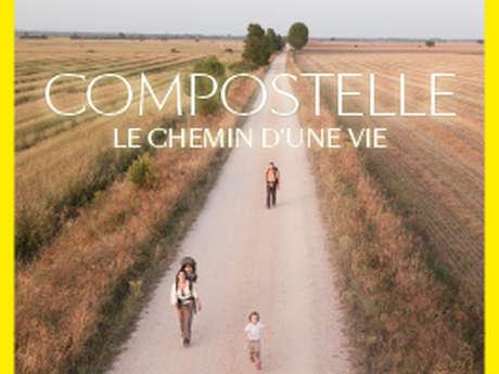 CONNAISSANCE DU MONDE / CINE CONFÉRENCE  : « COMPOSTELLE, LE CHEMIN D'UNE VIE»