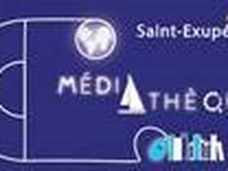MEDIATHEQUE SAINT-EXUPERY