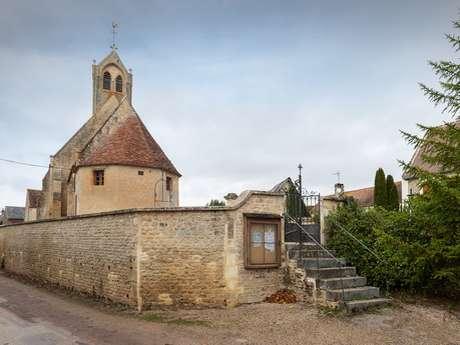 Église Saint Paterne -  L'Oudon (Lieury)