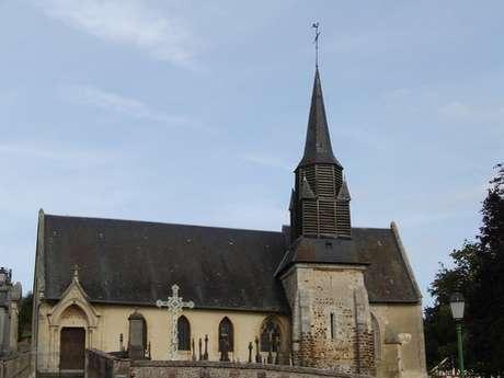 Église Notre-Dame - Valorbiquet (La Chapelle-Yvon)