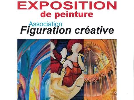 Exposition de peinture à la Cathédrale St Pierre