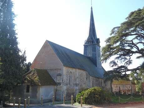 La fontaine du vent - Départ : Le Mesnil-Durand