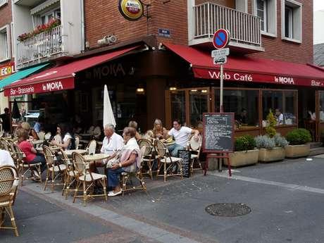 Le Moka - Web café - Lisieux