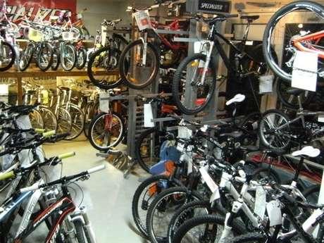 Louer un vélo - Cycles Billette