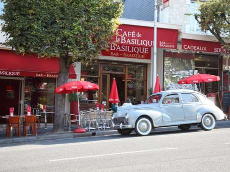 Le Café de la Basilique - Lisieux