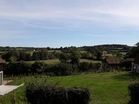 Le Tilleul - Départ : Saint-Georges-en-Auge