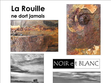 Photographies de Jean Ducouet - La Rouille - Exposition