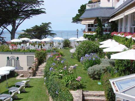Hôtel - restaurant et Spa Ti al Lannec
