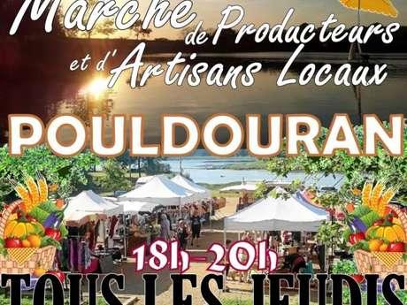 Marché de producteurs et d'artisans locaux