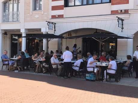 Café restaurant Opéra