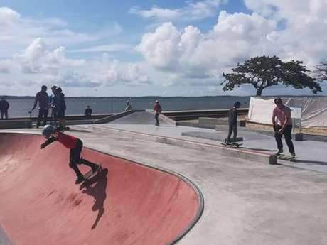 Skate Parc d'Arcachon