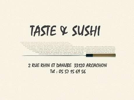 Taste & Sushi