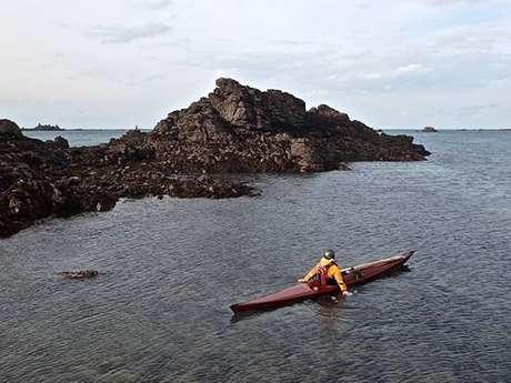 Sorties en kayak de mer à partir de 16 ans
