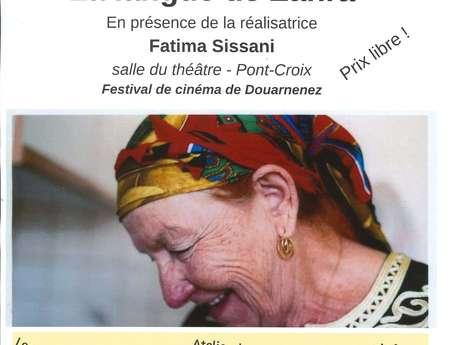 """Projection du film """"La langue de Zahra"""""""