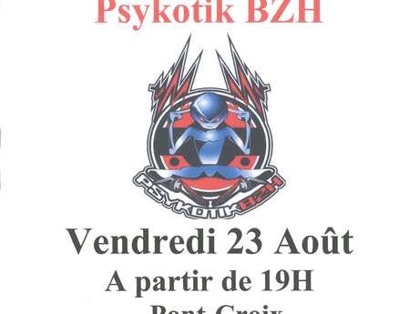 Soirée electro - Psykotik BZH