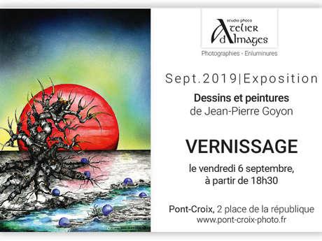 Exposition de septembre : Jean-Pierre Goyon
