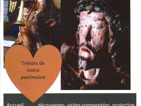 Visite des églises & projection d'un film - Journées Européennes du Patrimoine
