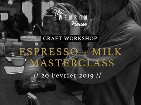 Espresso + Milk Masterclass