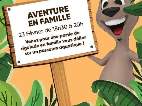 Aventure en Famille à Aquacap