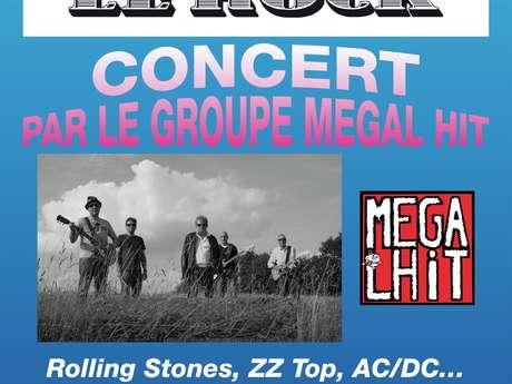 Megal Hit en concert