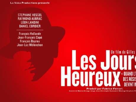 """Projection """"Les jours heureux"""" de Gilles Perret"""