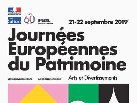"""Conférence """"Vos archives : des monuments de papier"""" - Journées Européennes du Patrimoine"""