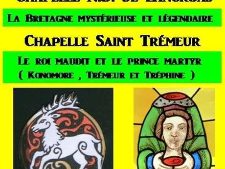 """Exposition """"Le roi maudit et le prince martyr"""" (Konomore, Trémeur & Tréphine)"""