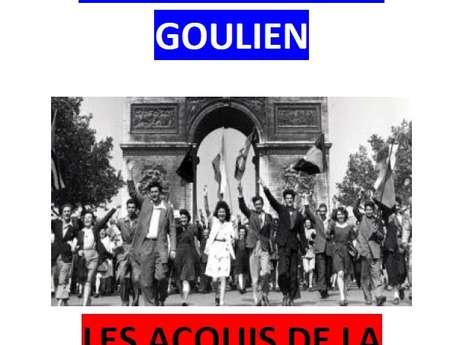 """Exposition """"Les acquis de la libération"""" de Christian Pelras"""