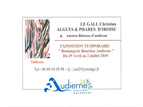 Exposition temporaire - Christian le Gall
