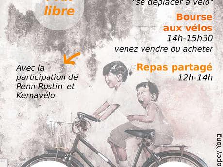 Atelier participatif de réparation vélo