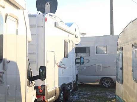 """Camping """"Entre pierres et mer"""" - Pont-Croix"""