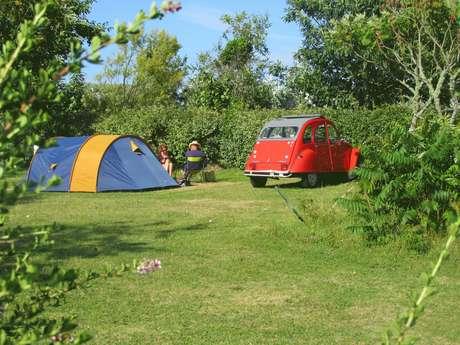 Camping Nature de Keringard