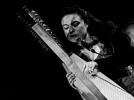 Concert de harpe de Nolwenn Arzel