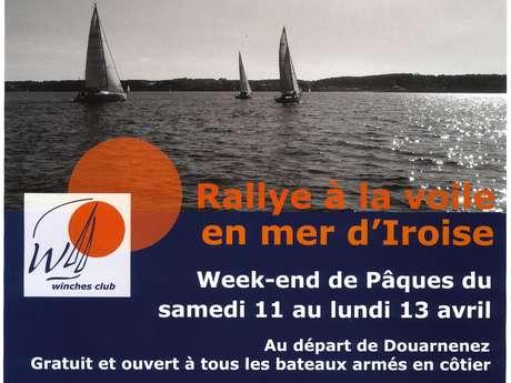 Rallye à la voile en mer d'Iroise (annulé)