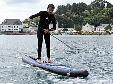 Balade découverte en stand up paddle
