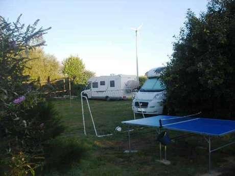 Camping à la ferme de Cosquer