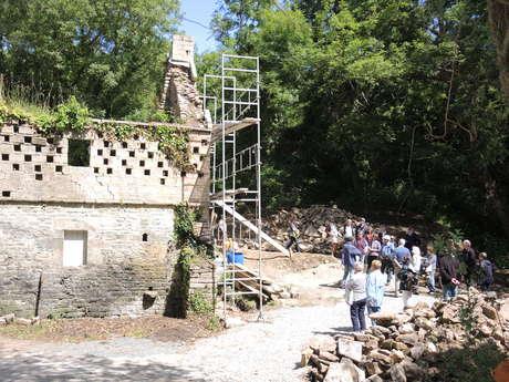 Le moulin de Tréouzien