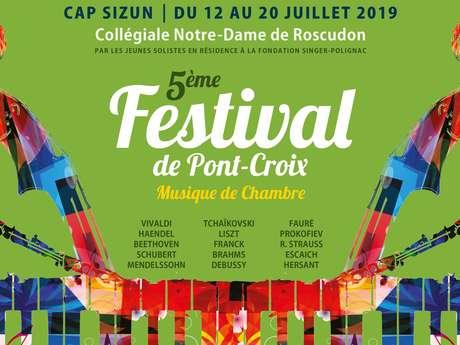 5ème Festival de Musique de chambre de Pont-Croix