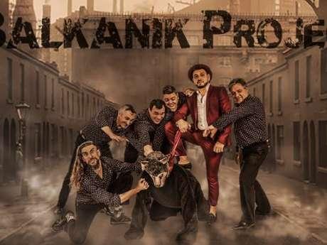Concert des Balkans : Balkanik Project et Altavoz (annulé)