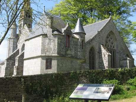 Ouverture de la Chapelle Notre-Dame de Kérinec