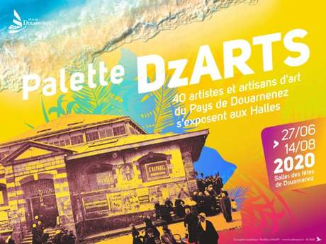 Exposition - La Palette DZarts