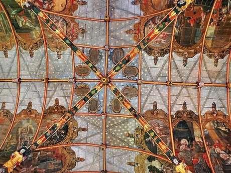 Ouverture Chapelle Saint-Michel