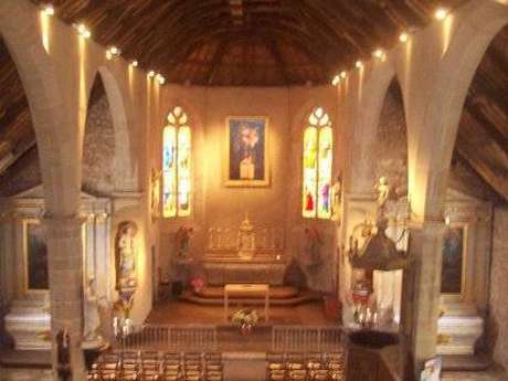 Ouverture Chapelle Ste Hélène