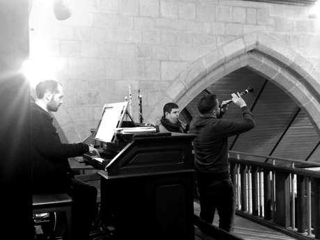 Concert en églises et chapelles - Bombarde, Orgue, Biniou