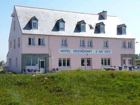 Hôtel Restaurant Ar Men