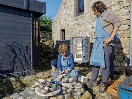 Visite de l'Atelier de Poterie Toramur - Journées Européennes des Métiers d'Art