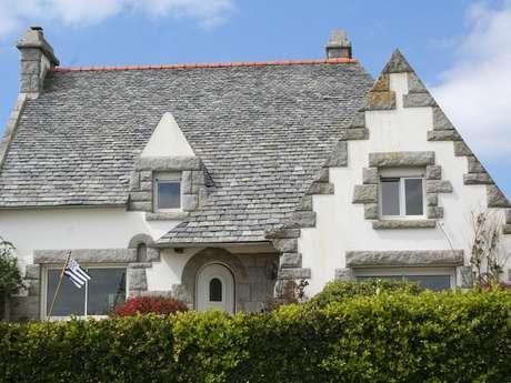 Villa Ty Gwenn An Aod